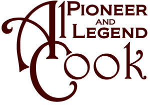 Al Cook - Pioneer and legend
